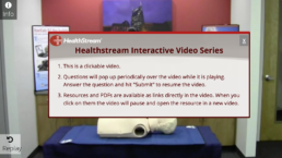 interactive video quiz example